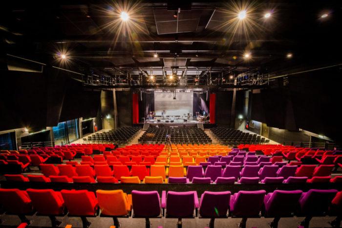 Salle-auditorium